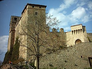 Raimondo Montecuccoli - The Castello Montecuccoli in Modena