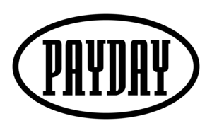 Payday Records - Image: Payday Logo BW (1)