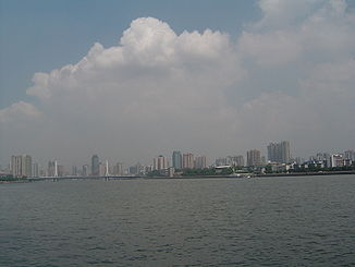 Perlfluss in Guangzhou
