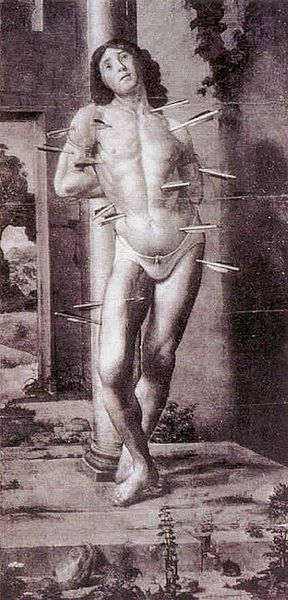 Archivo:Pedro González Berruguete - Saint Sebastian.jpg