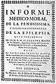 Pedro de Horta, Informe medico-moral... Wellcome L0002991.jpg