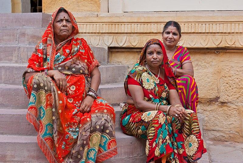 Fichier:People in Jodhpur 07.jpg
