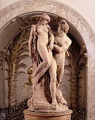 Persée délivrant Andromède by Chinard (Lyon, Musée des Beaux-Arts)