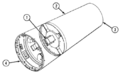 Pershing II warhead major features.png