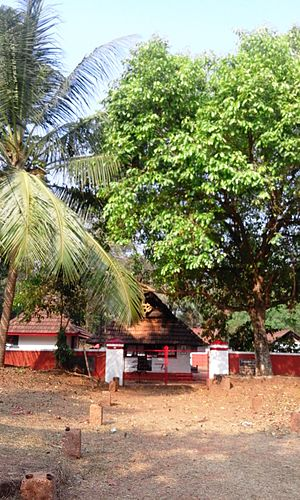 Mavoor - Peruvayal Temple