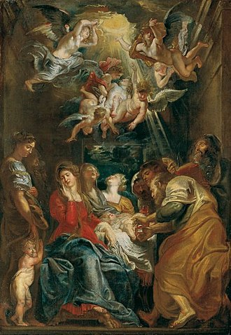 The Circumcision (Rubens) - Image: Peter Paul Rubens 134
