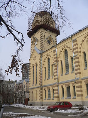 Christianity in Russia - Lutheran Church in Moscow