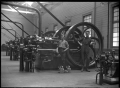 Petone Railway Workshops. Gas engines, 75 HP. ATLIB 283383.png