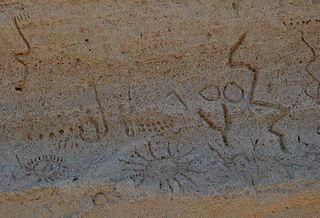 Petroglyph Point Archeological Site petroglyph site in Modoc County, California, USA