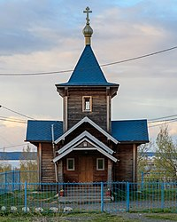 Petrozavodsk 06-2017 img38 StJohn the Evangelist Church.jpg