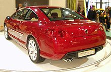 Peugeot 407 Prologue Heck.jpg