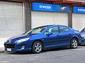 Peugeot 407 SR 2.0 2005 (14353405406).jpg