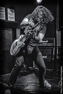 Phil X Canadian rock guitarist