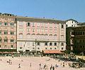 Piazza del Campo Siena Italy, palazzo chigi zondadari.jpg