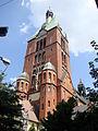 Piekary Śląskie Kościół Najświętszego Serca Pana Jezusa w Brzezinach Śląskich 06.JPG
