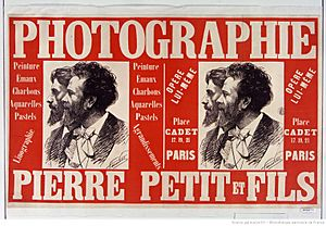 Pierre Petit (photographer) - Poster for the workshop