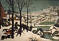 Pieter Bruegel the Elder, Hunters in the Snow (Winter).jpg