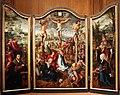 Pieter coecke van aelst, trittico della crocifissione, 1525-50 ca. 01.jpg