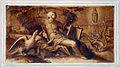 Pietro Candido e altri, monocromi della cappella dei pittori 11.JPG