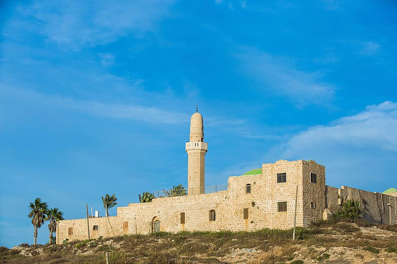 מסגד סידני עלי הרצליה