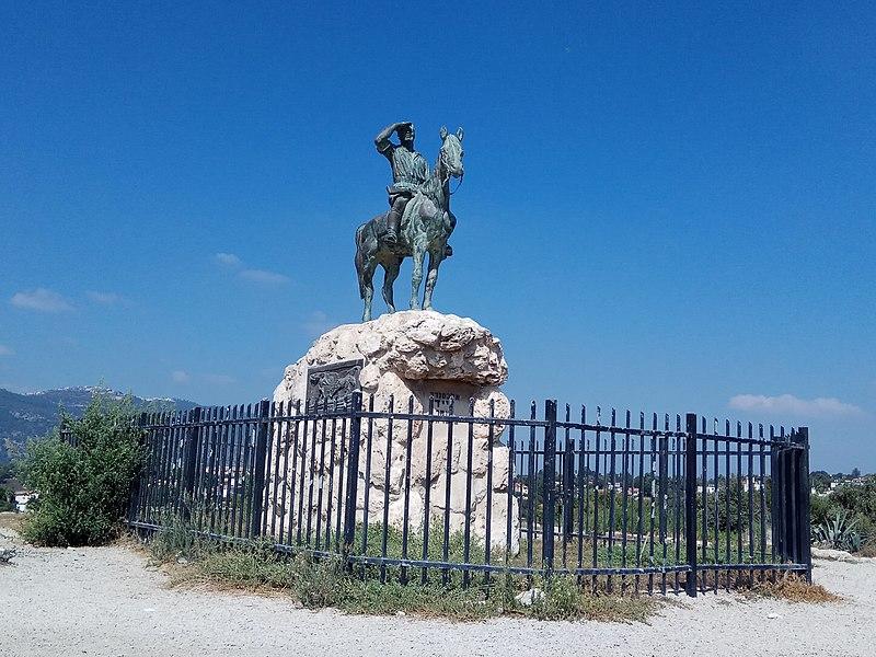 אנדרטת אלכסנדר זייד