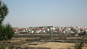 Alon Shvut - Image: Piki Wiki Israel 5832 Alon Shvut