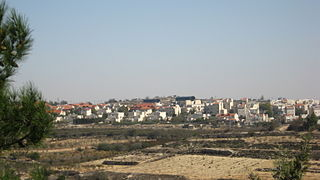 Alon Shvut Israeli settlement in the West Bank
