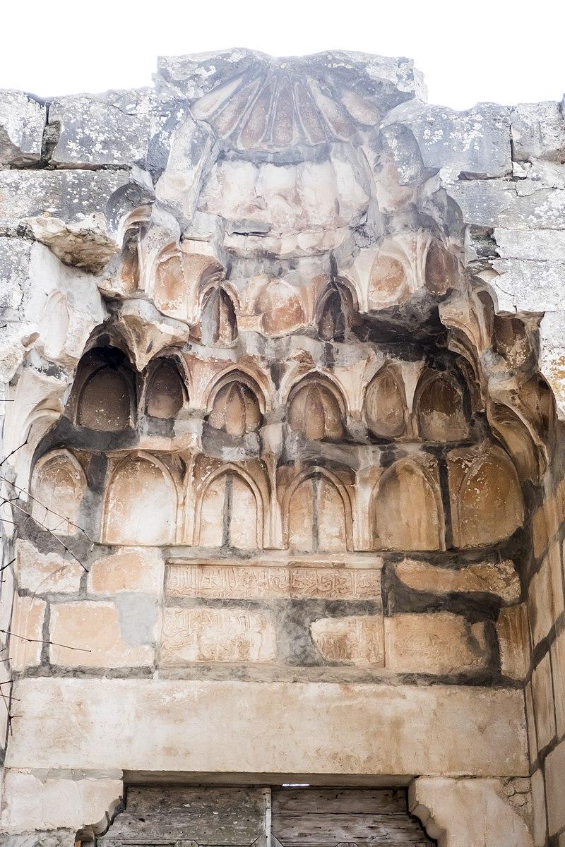 צפת העתיקה,המסגד האדום