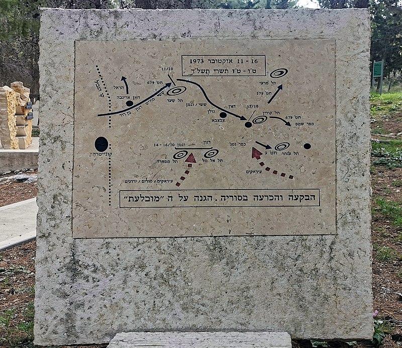 אנדרטת חטיבה 679 בלטרון