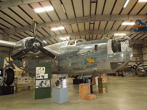 Pima Air & Space Museum - Aircraft 12.JPG