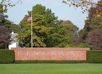 Samuel Parsons - Pinelawn Memorial Park