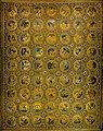 Pinturicchio, soffitto dei semidei, 1490, roma, palazzo dei penitenzieri.jpg