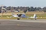 Pipistrel Virus SW (24-8317) taxiing at Wagga Wagga Airport.jpg