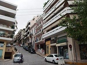 Piraeus, Odos Germanou.JPG