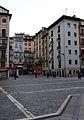 Plaça consistorial de Pamplona, udaletxe plaza.JPG