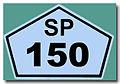 Placa da SP 150 REFON ..jpg