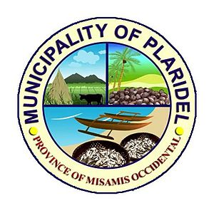 Plaridel, Misamis Occidental - Image: Plaridel Logo