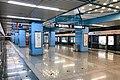 Platform of Beigongda Ximen Station (20200112183432).jpg