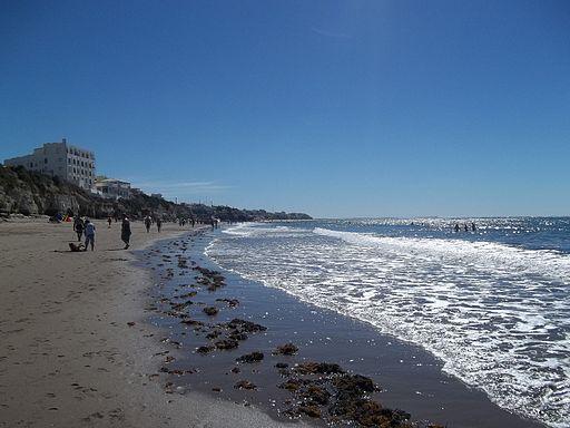 Playa de Las Grutas por D2000