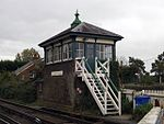 Plumpton signal box, October 2014 02 (brighten and reduce).jpg