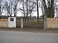 Podlaskie - Choroszcz - Choroszcz - Żółtkowska - Cemetery - Gate.JPG