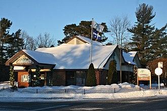 Pointe-Calumet, Quebec - Pointe-Calumet town hall