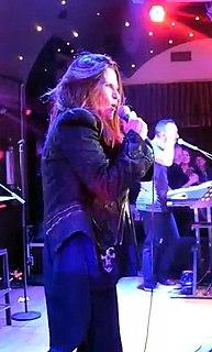 Polina (Greek singer) Greek singer