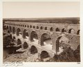Pont du Gard, akvedukt i Nimes - Hallwylska museet - 107242.tif
