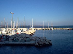 Istres - Istres Harbour