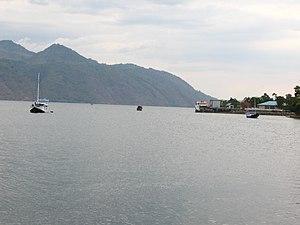 Kalabahi - Kalabahi harbour