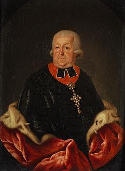 Portrait Christoph Franz von Buseck