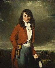 Portrait of Arthur Atherley as an Etonian