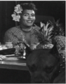 Portrait of Billie Holiday, Downbeat(?), New York, N.Y., ca. June 1946.png
