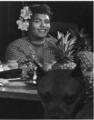 Portrait of Billie Holiday, Downbeat(?), New York, N.Y., ca. June 1946.png